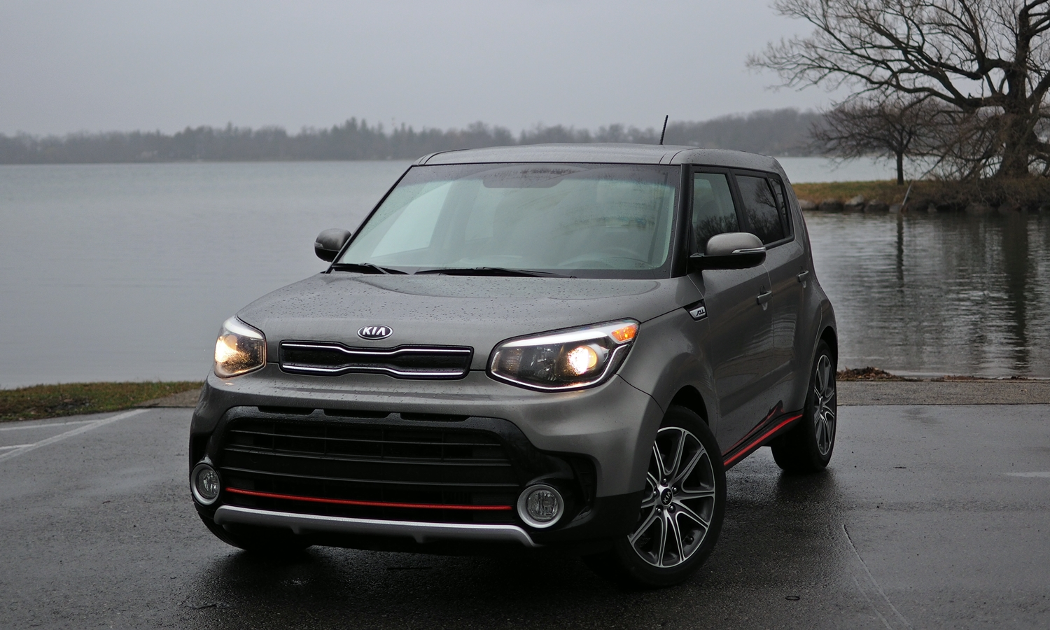 Soul Reviews: 2017 Kia Soul ! front view