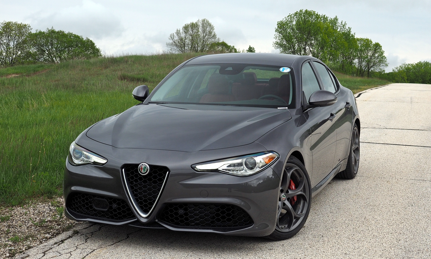 2017 alfa romeo giulia photos truedelta car reviews. Black Bedroom Furniture Sets. Home Design Ideas