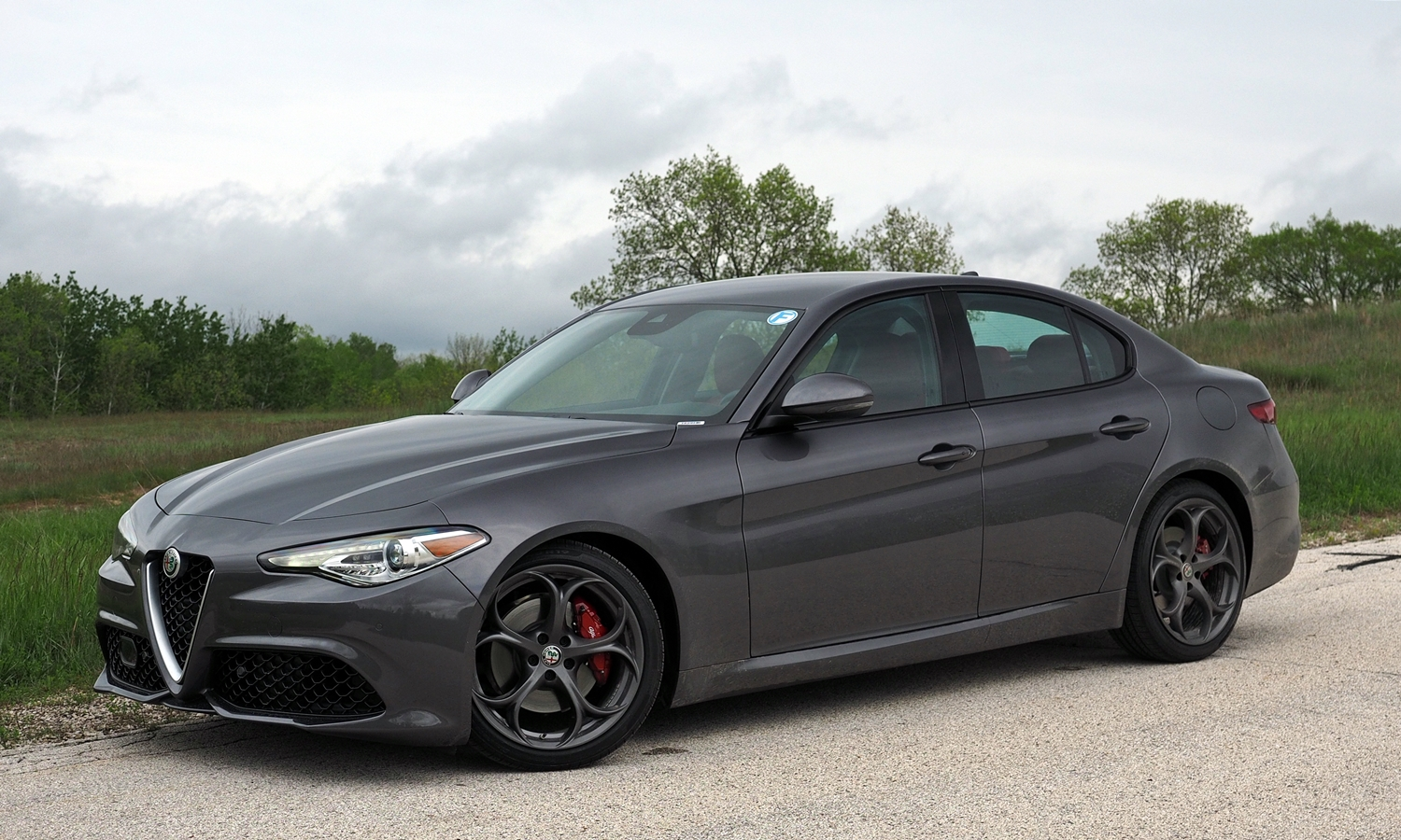 2018 Alfa Romeo Giulia Review Ratings Specs Prices and