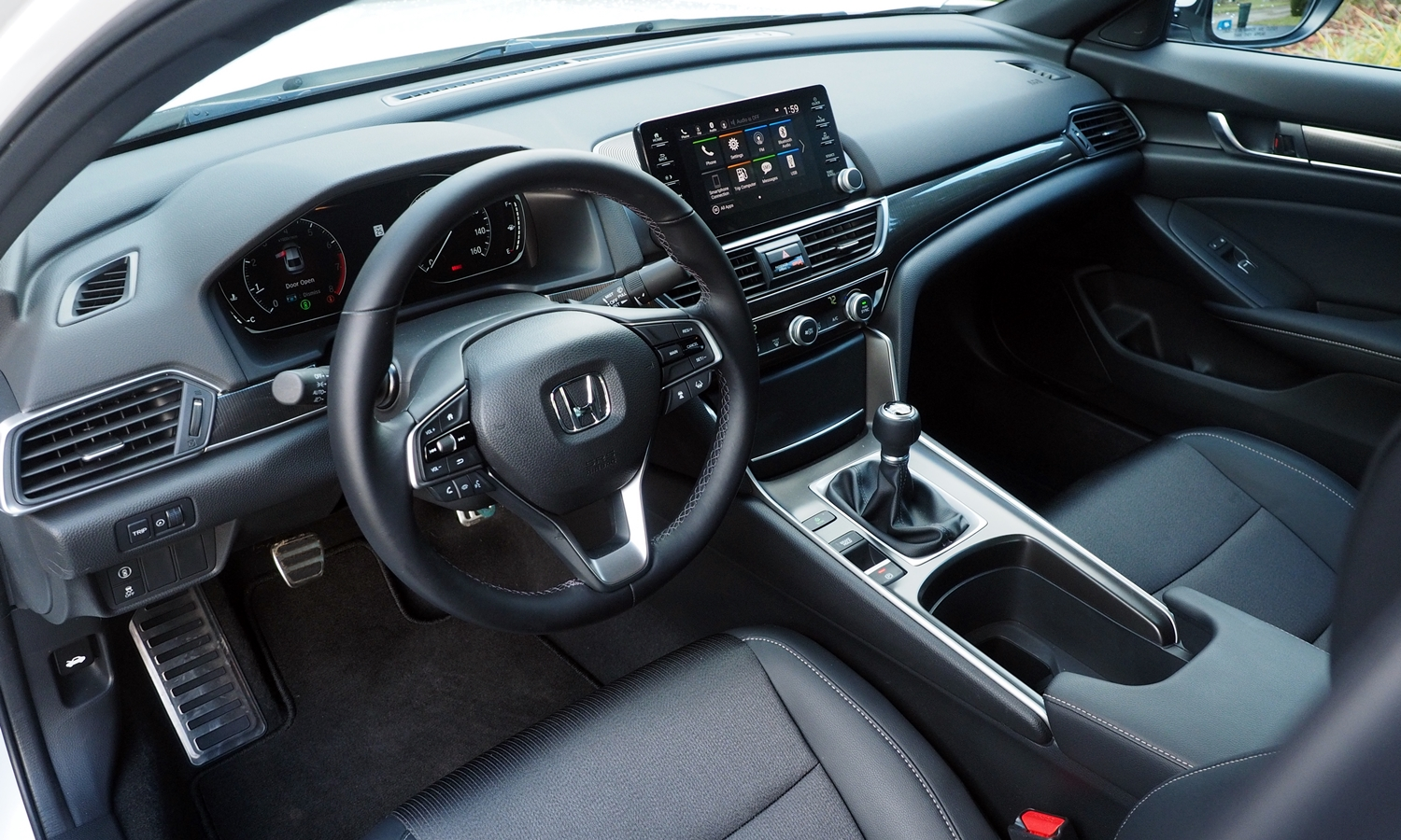 Honda Accord Sport 2018 Interior