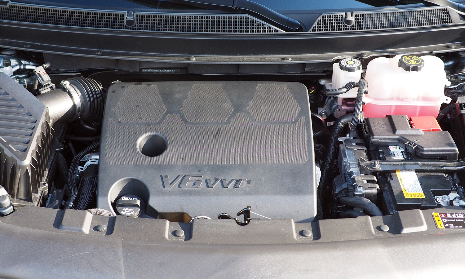 Enclave Reviews: Buick Enclave engine