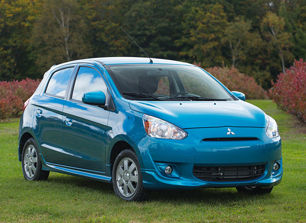 2015 Mitsubishi Mirage Pros And Cons At TrueDelta: 2015