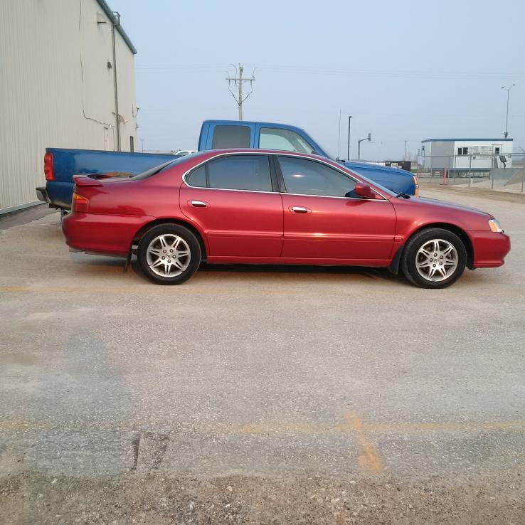 1999 Acura TL Photos