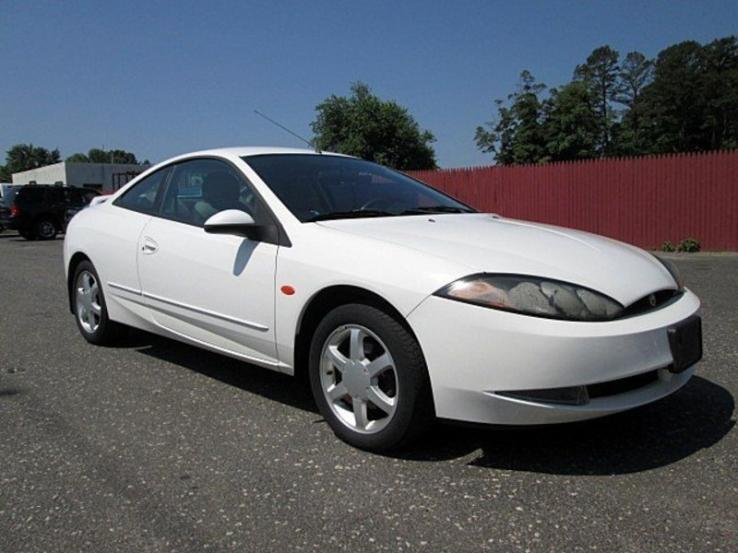 1999 mercury cougar photos