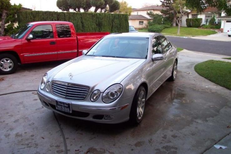 2003 mercedes benz e class photos car photos truedelta for Mercedes benz membership