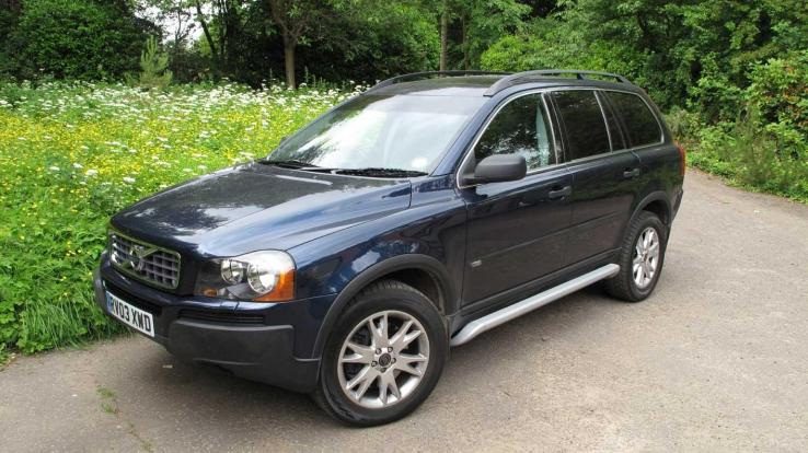2003 volvo xc90 photos car photos truedelta. Black Bedroom Furniture Sets. Home Design Ideas