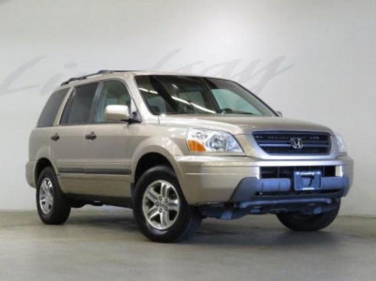 2005 honda pilot photos car photos truedelta. Black Bedroom Furniture Sets. Home Design Ideas