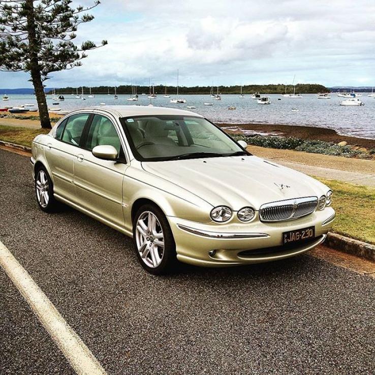 2005 Jaguar X-Type Photos   Car Photos   TrueDelta