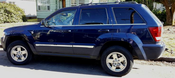2005 jeep grand cherokee photos car photos truedelta. Black Bedroom Furniture Sets. Home Design Ideas