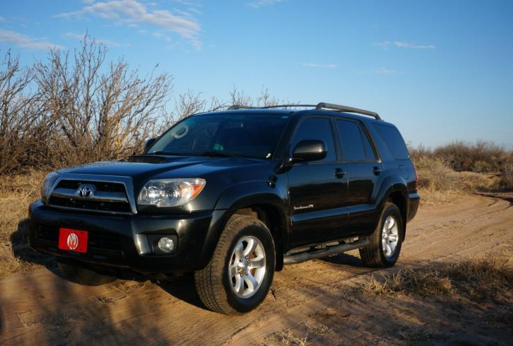 2006 toyota 4runner photos car photos truedelta. Black Bedroom Furniture Sets. Home Design Ideas