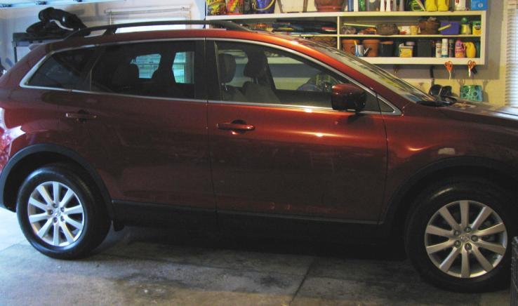 Mazda Cx 9 Photos Car Photos Truedelta