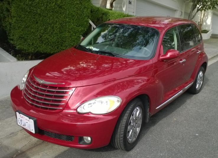 2008 Chrysler Pt Cruiser Photos