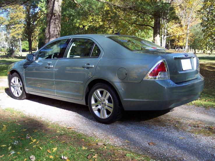 2008 Ford Fusion s Car s