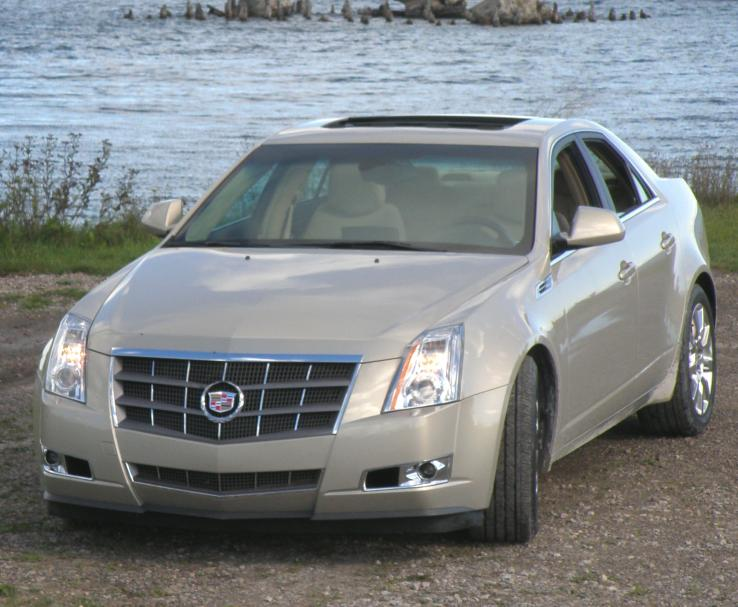 2009 cadillac cts photos car photos truedelta. Black Bedroom Furniture Sets. Home Design Ideas