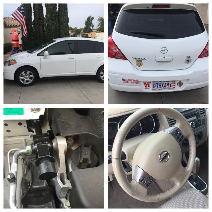 Nissan Versa Photos