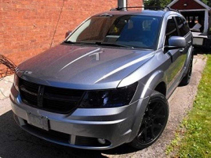 Dodge Journey Photos | Car Photos | TrueDelta