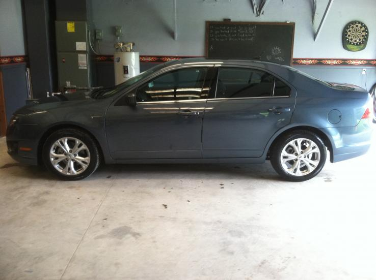 2012 Ford Fusion s Car s