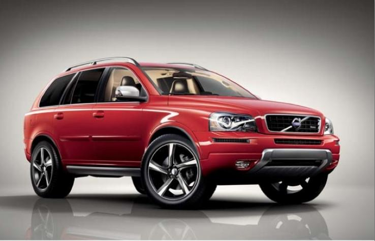 volvo xc90 photos car photos truedelta. Black Bedroom Furniture Sets. Home Design Ideas