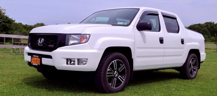 2013 honda ridgeline photos car photos truedelta. Black Bedroom Furniture Sets. Home Design Ideas