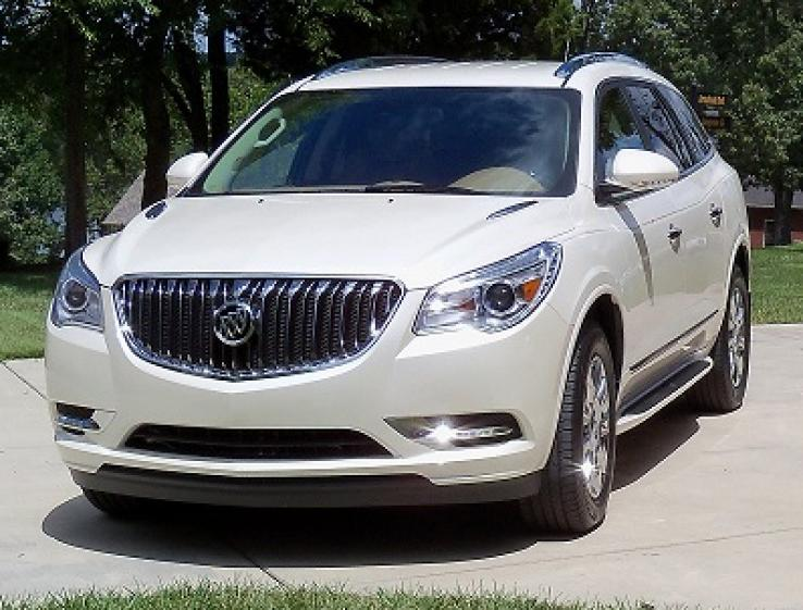 2014 buick enclave photos car photos truedelta. Black Bedroom Furniture Sets. Home Design Ideas