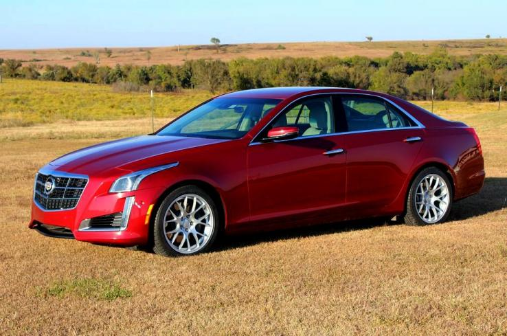 Cadillac Cts Photos Car Photos Truedelta