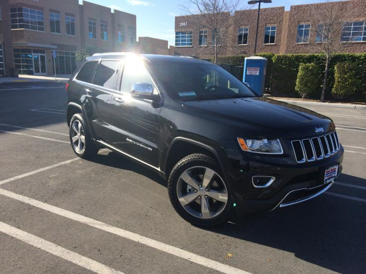 Jeep Grand Cherokee Gas Mileage Images