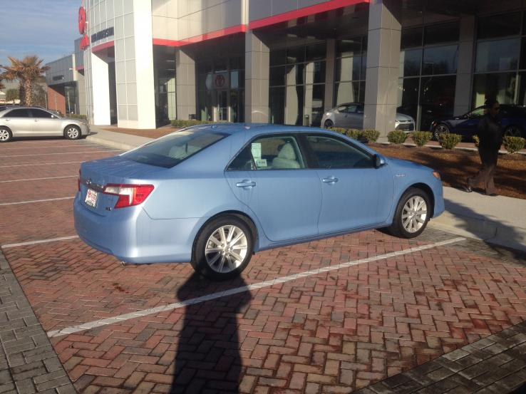 toyota camry altise 2005 manual