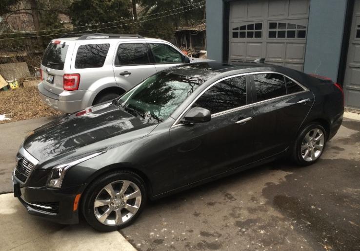 2015 Cadillac Ats Photos Car Photos Truedelta