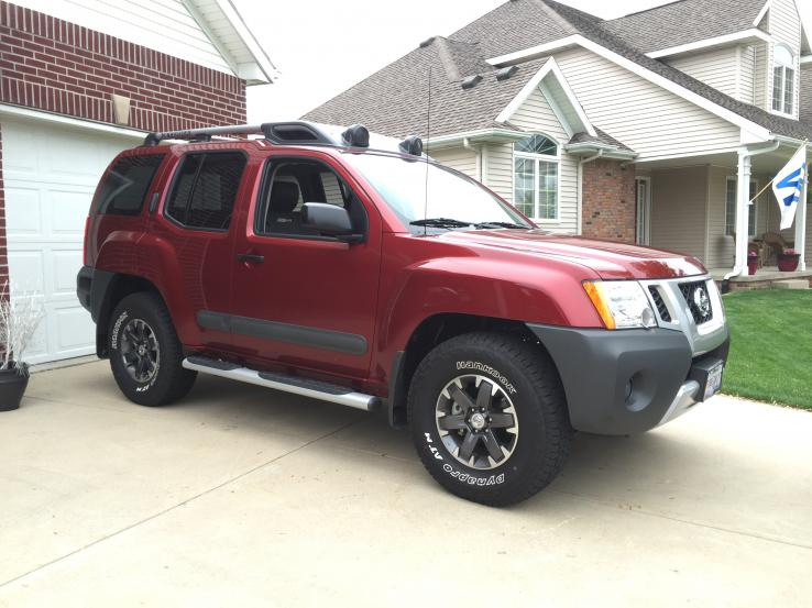 2015 Nissan Xterra Photos Car Photos Truedelta
