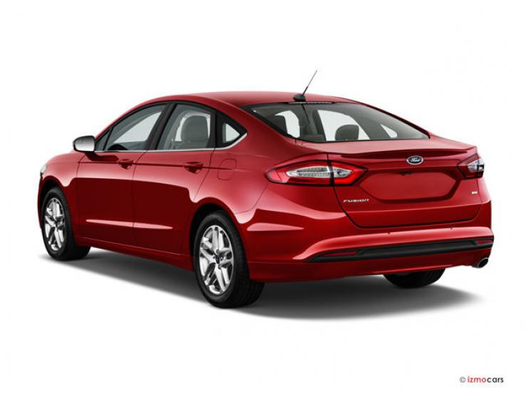 2016 Ford Fusion s Car s