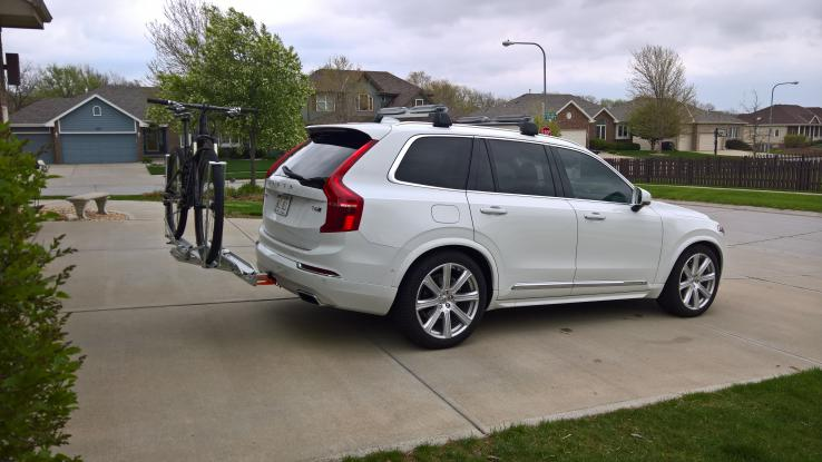 2017 Volvo Xc90 Photos