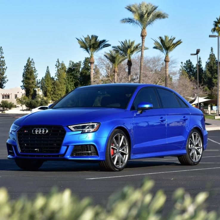 2018 Audi A3 / S3 / RS3 Photos